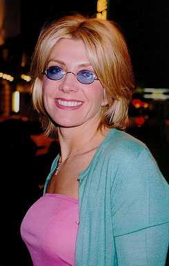 Natasha Richardson in 1999 - ten years before her untimely death
