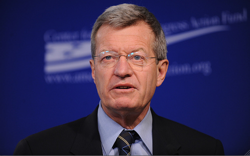 Sen. Max Baucus (D-Mon) released his much-anticipated healthcare proposal Wednesday morning.